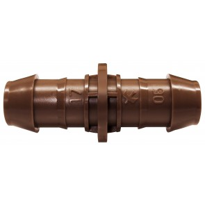 União p/tubo gotejador XF