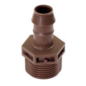 "Adapt 3/4"" p/tubo gotejador XF"